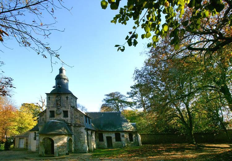 Chapelle Notre-Dame de Grâce Calvados Tourisme