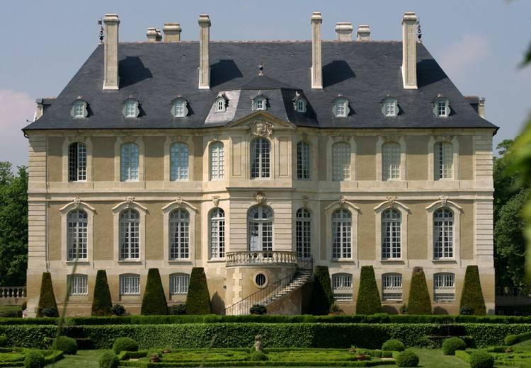 Chateau de Vendeuvre entre Falaise et Lisieux