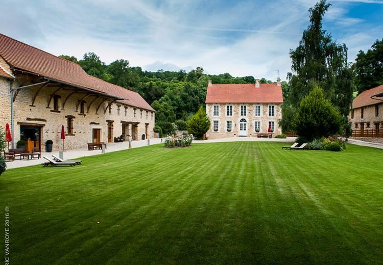 Domaine de la Pommeraye Calvados Tourisme