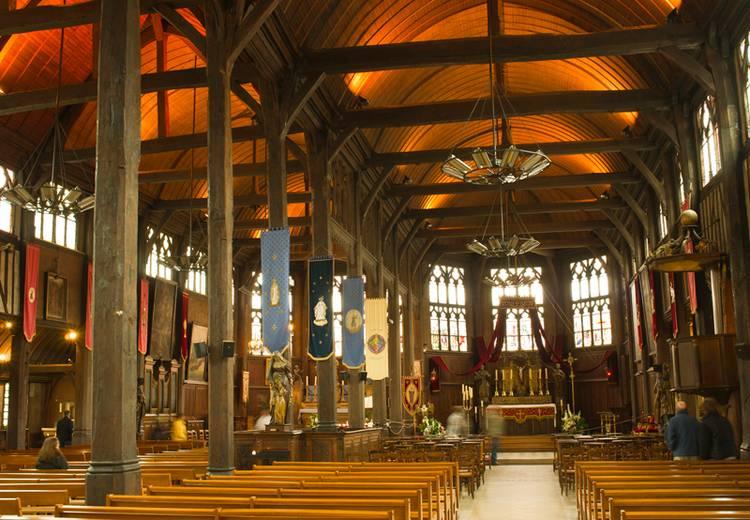Eglise Sainte Catherine de Honfleur