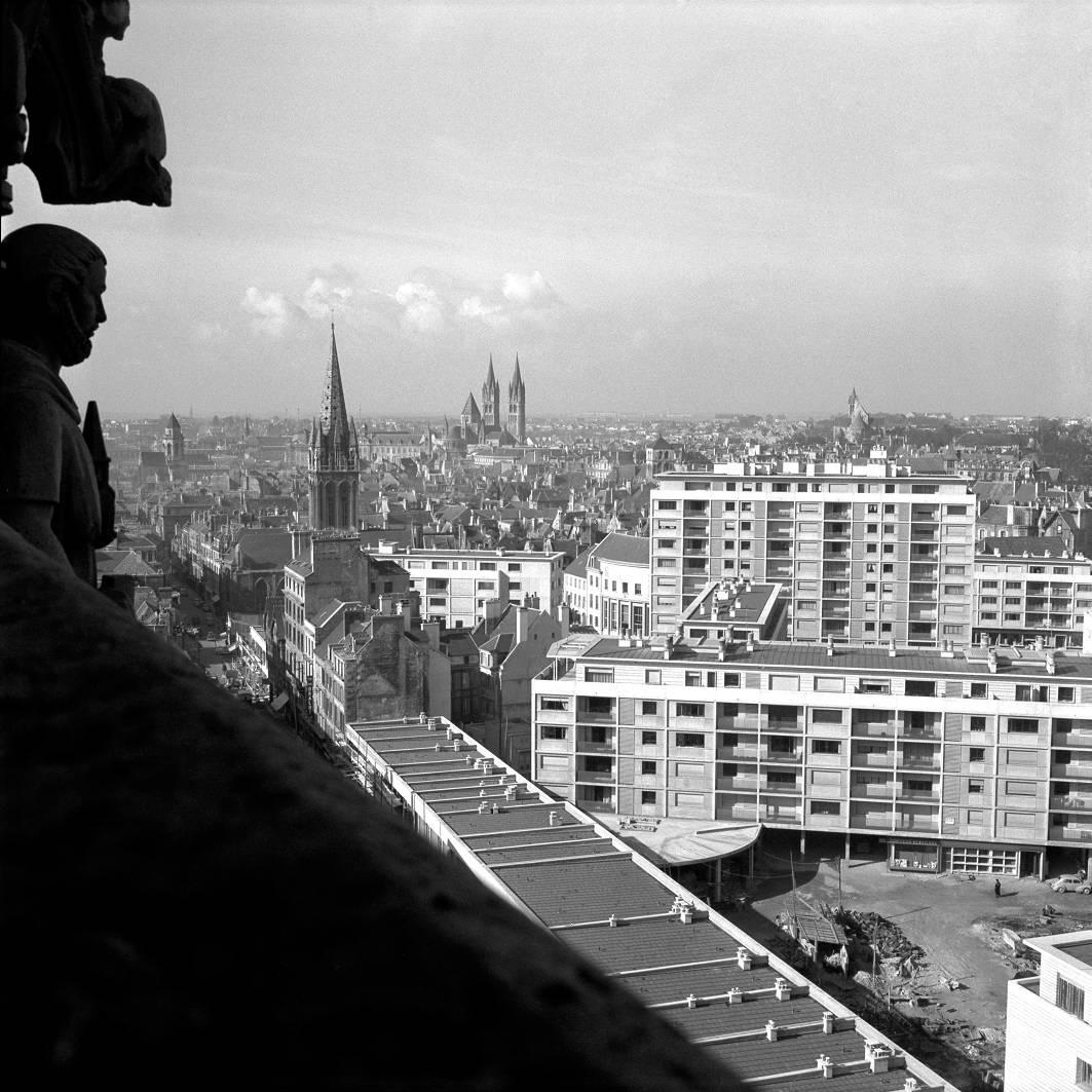 Visite thématique :Caen et ses photographes