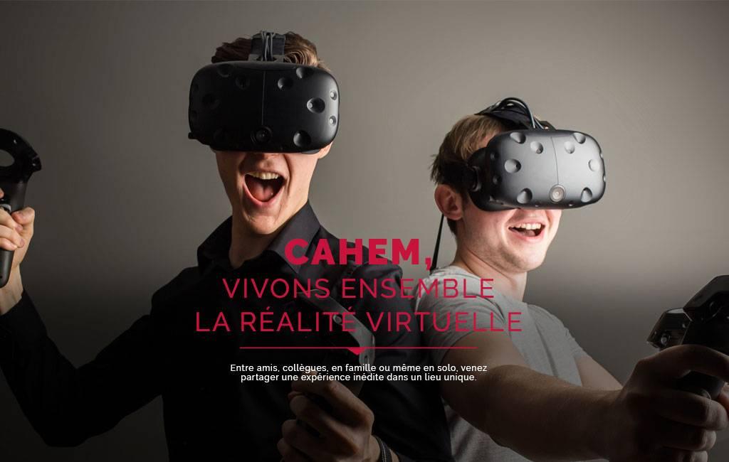 Cahem - Parc de réalité virtuelle