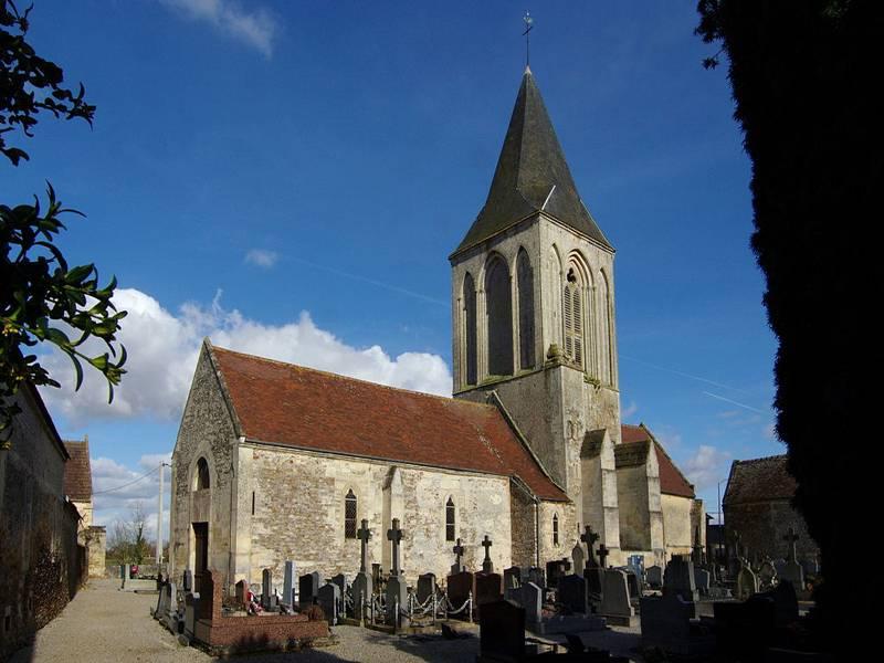 Eglise de Saint Germain le Vasson (XIV - XIX)