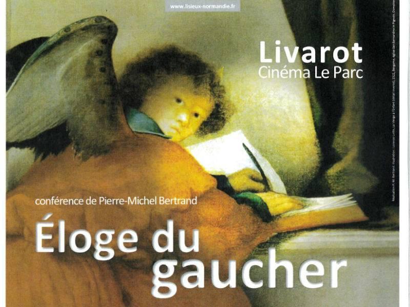 Livarot - Conférence de Pierre-Michel BERTRAND