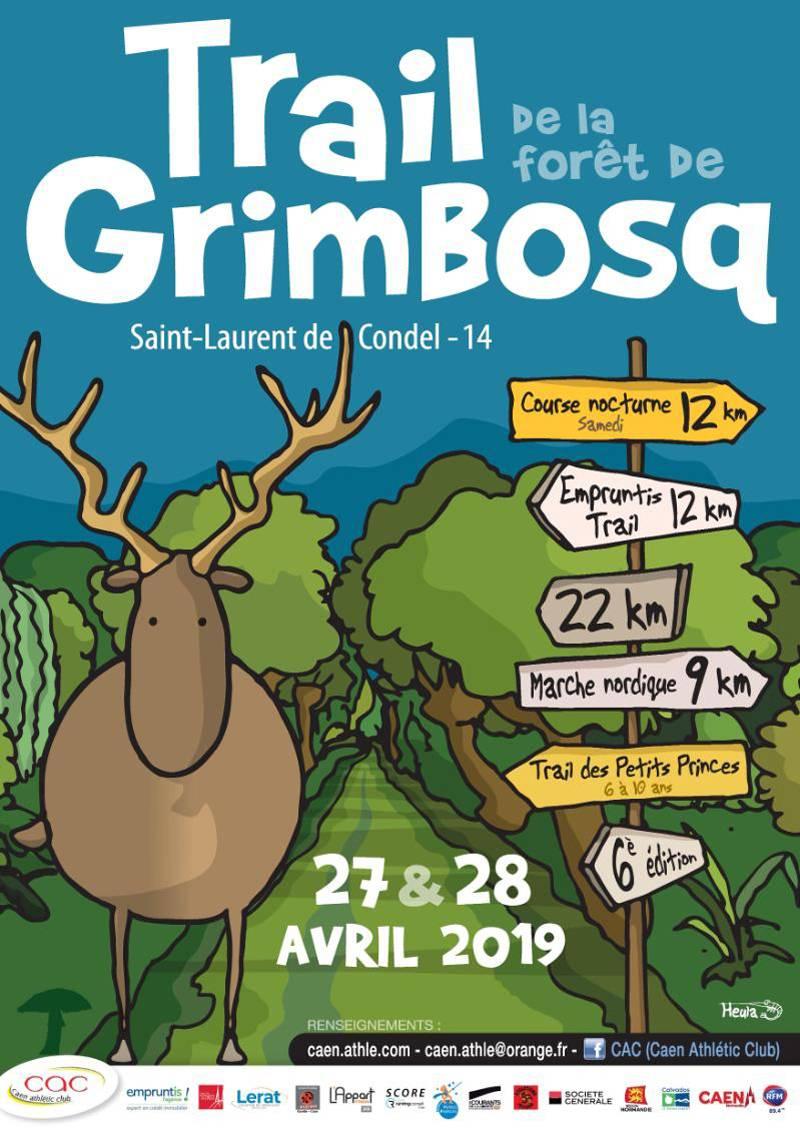 Trail de la Forêt de Grimbosq