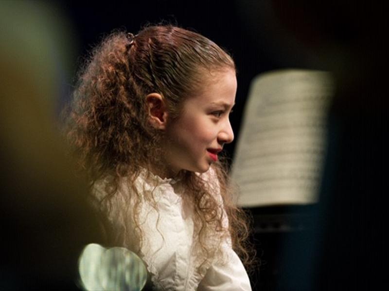 Concert d'Arielle Beck pour un récital de piano