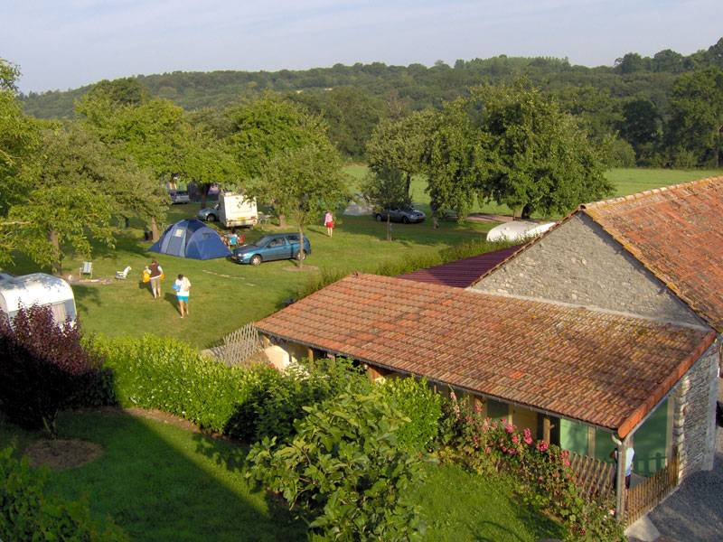 Aire Naturelle de camping du Moulin Foulon