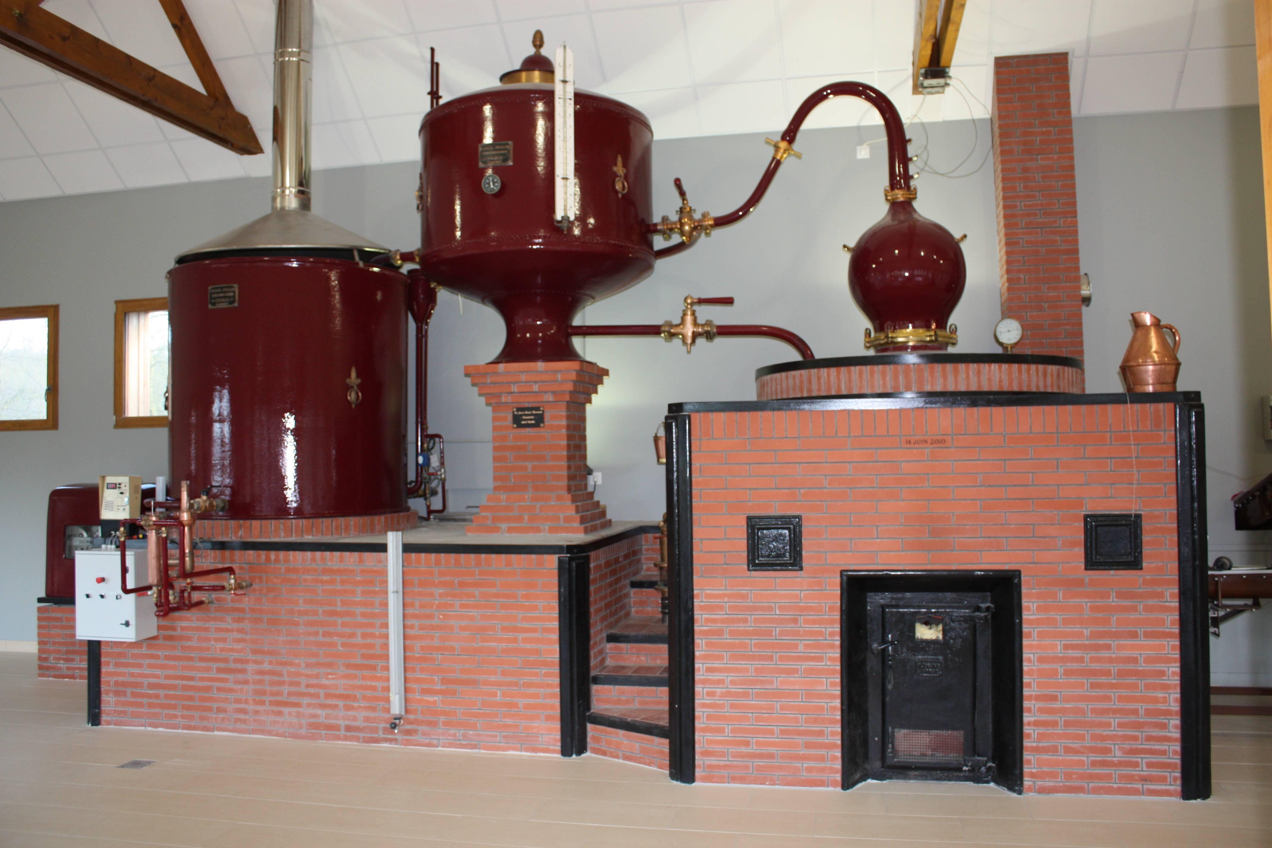 Calvados Time : Brunch normand au pied des alambics