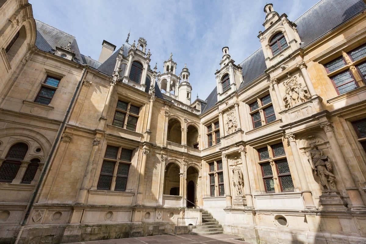 Visite guidée du centre historique de Caen