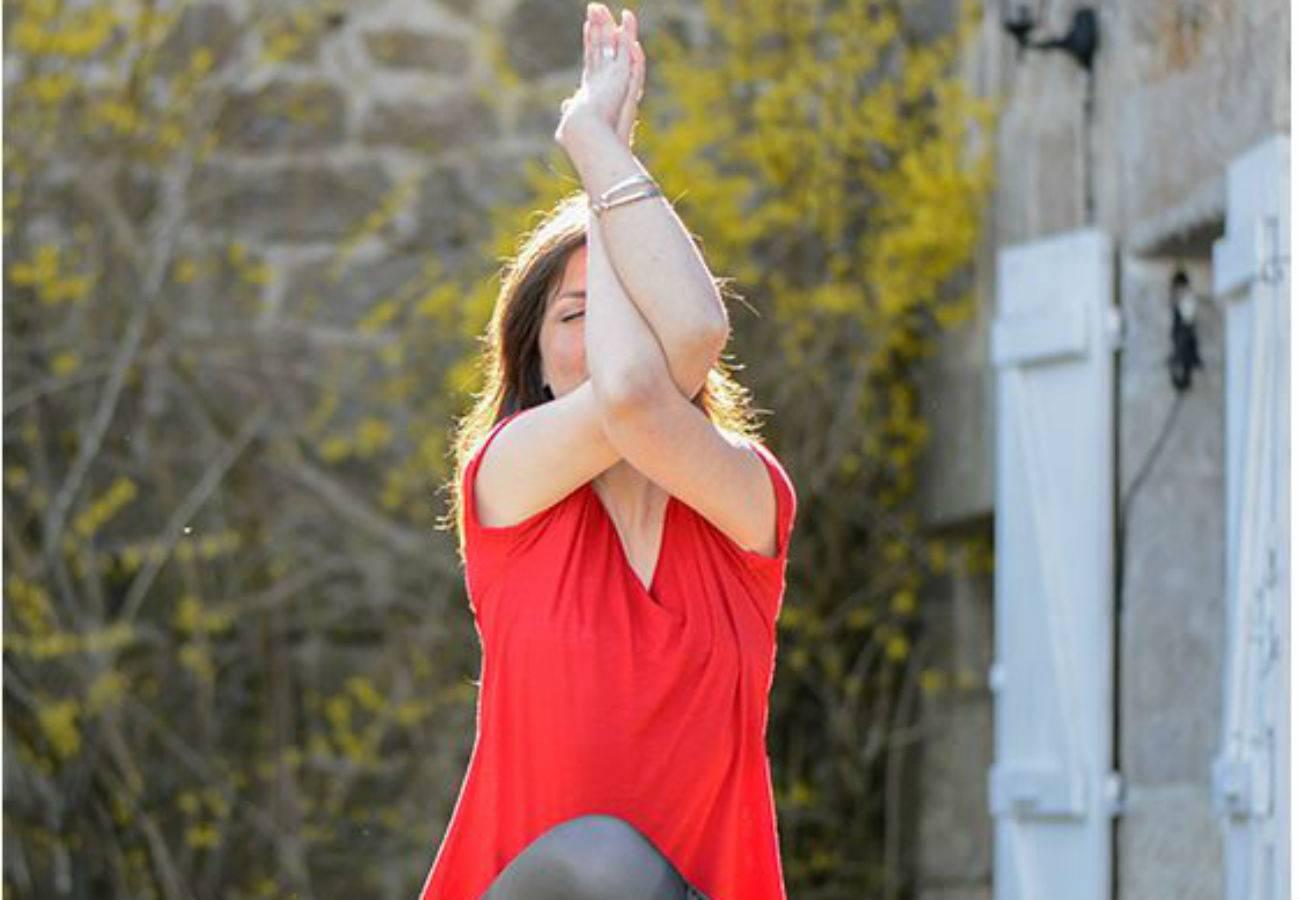 Cours de yoga et pause gourmande