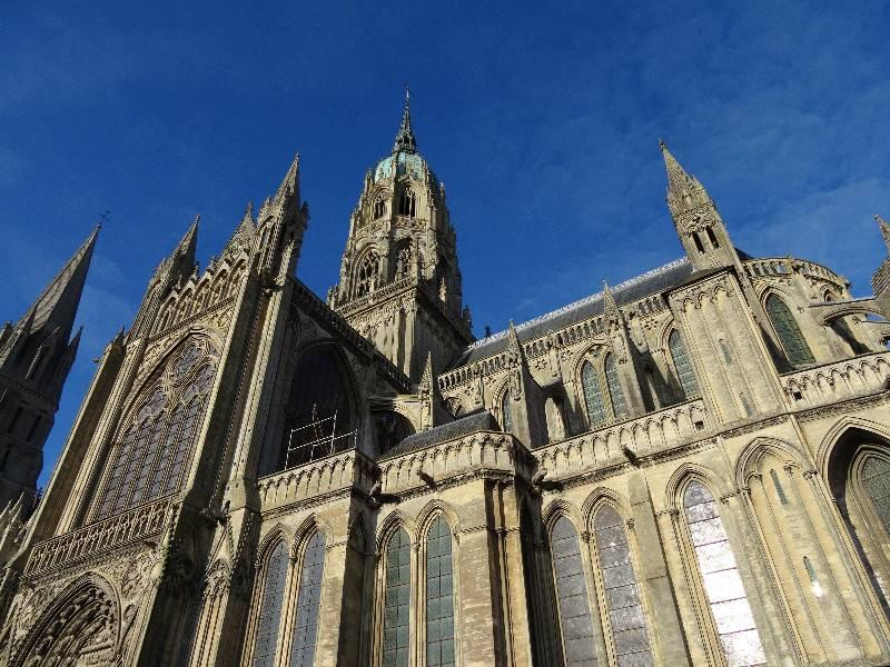 Visite guidée des parties hautes de la cathédrale