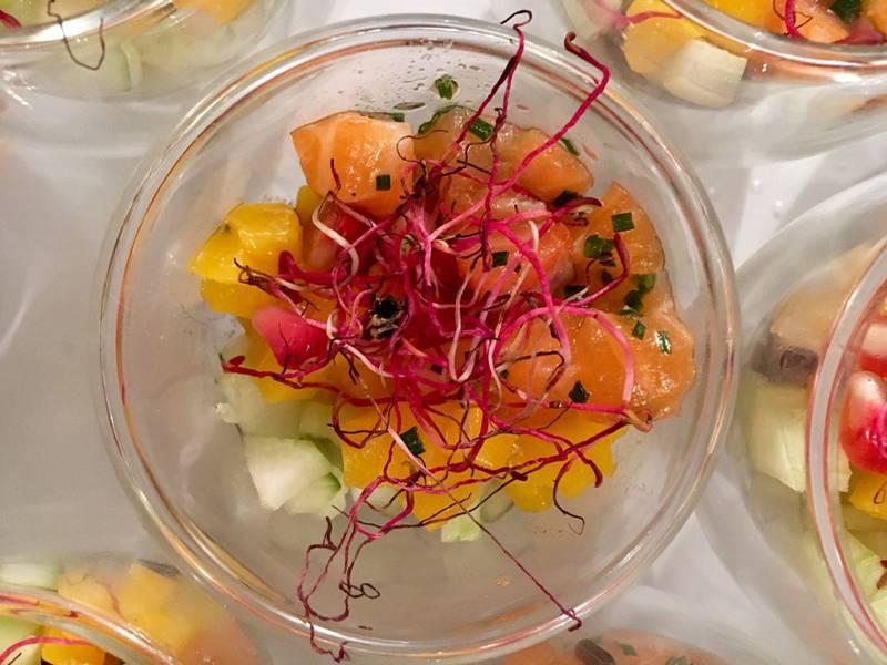 24ème Fête de la coquille Saint-Jacques et des fruits de mer - Cours de cuisine à la Villa d'eaux