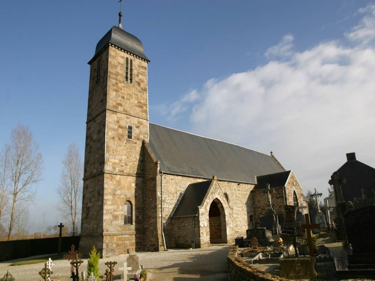 Journées du Patrimoine : visite de l'Eglise St Martin à Roullours