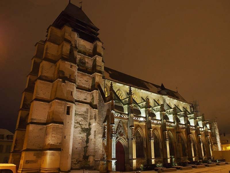 Concert dans l'église Saint-Michel de Pont-l'Évêque