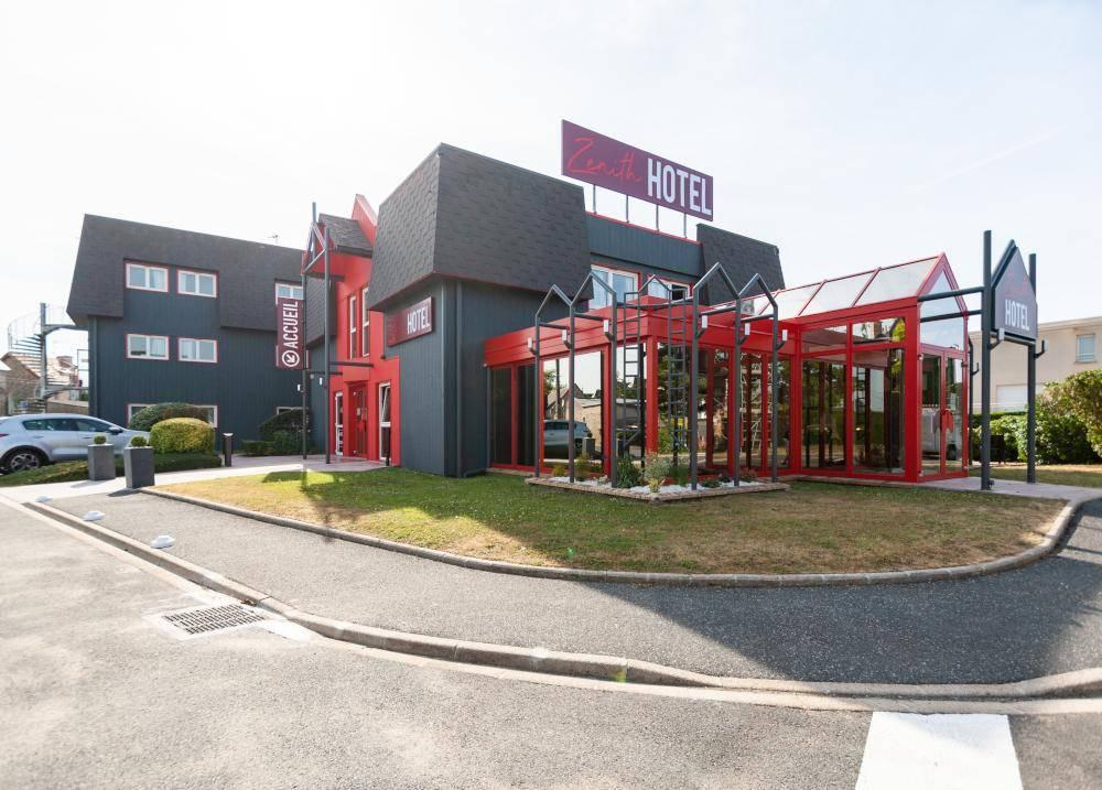 Hôtel Zénith Caen Parc Expo