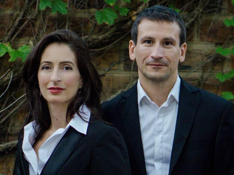 29ème Festival des nouveaux talents et invités : Stéphanie Moraly et Romain David