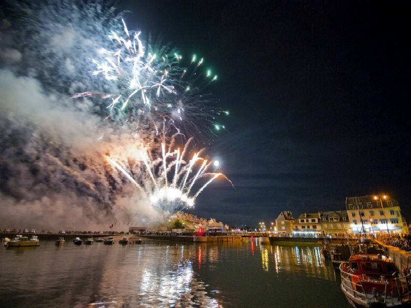 Feux d'artifice de la Tour Vauban 2019