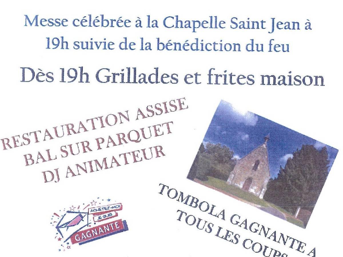 FEUX de la Saint Jean Auvillars