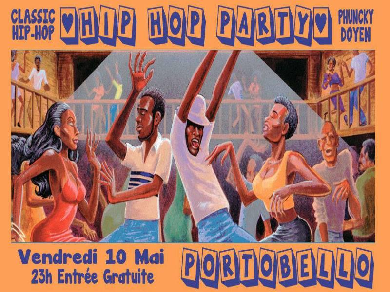 Hip-hop party - Classic Hip Hop Mix by Phuncky Doyen