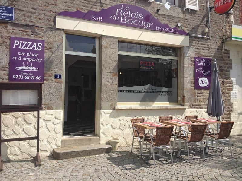 Pizzeria Brasserie : le Relais du Bocage à Le Bény-Bocage
