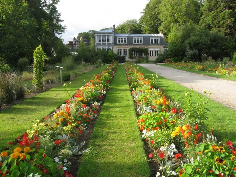 Jardin des Plantes et Jardin Botanique