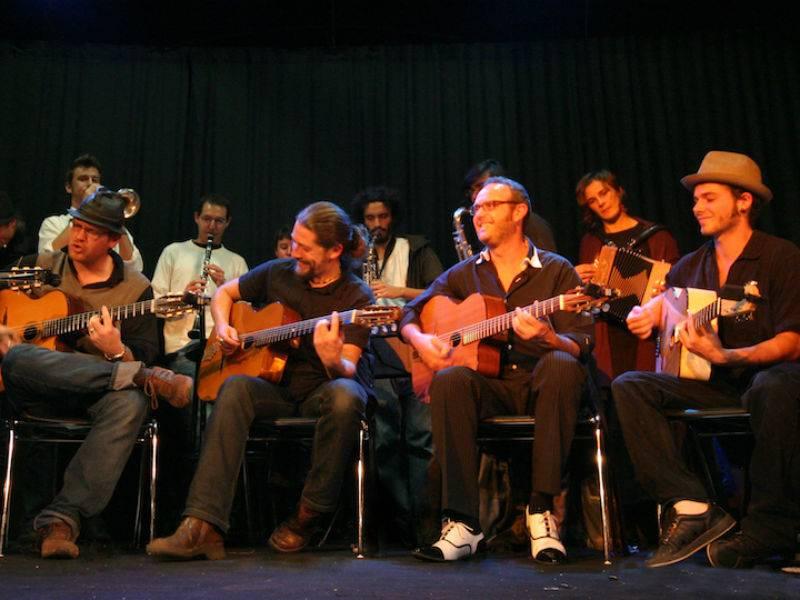Concert anniversaire - Mazel Combo
