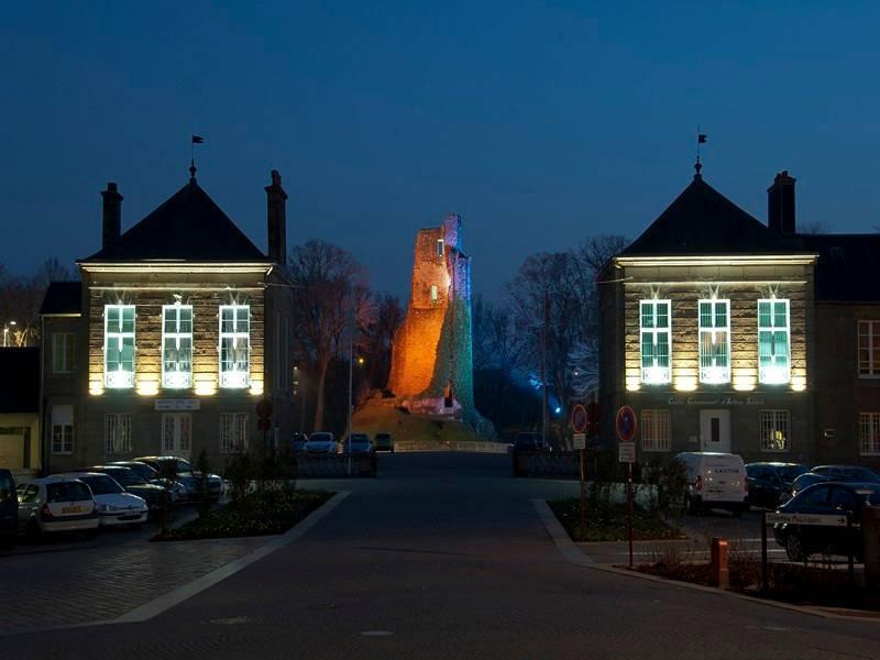 Vir'é nocturne course d'orientation à Vire Normandie