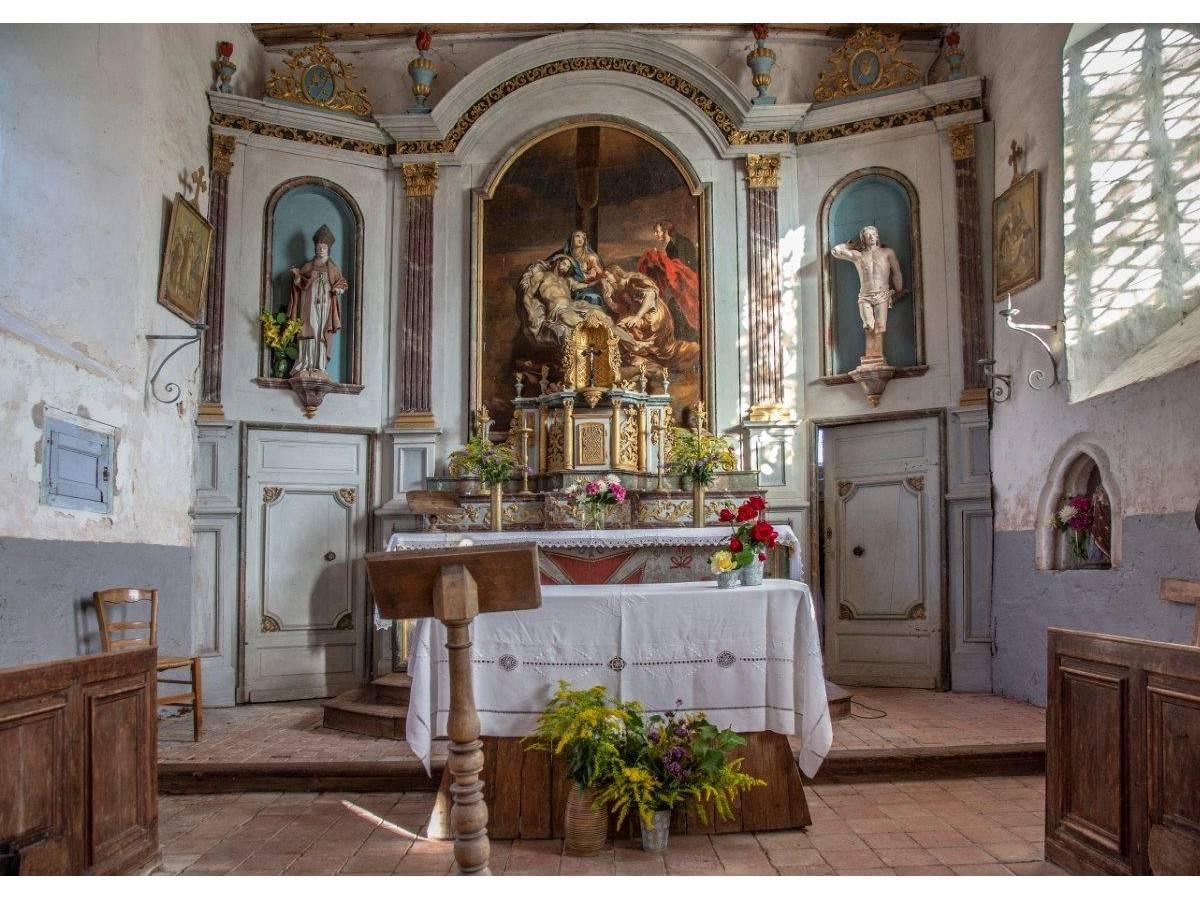 Eglises ouvertes en pays d'Auge