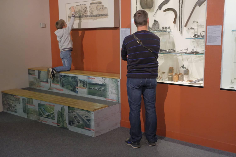 L'archéologie au musée, de la Préhistoire aux Vikings