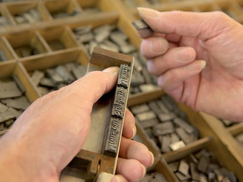 Musée de l'Imprimerie Typographique