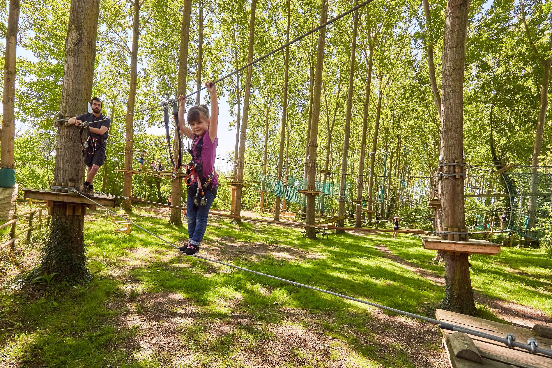 Beauregard Aventure - Parc Accrobranche