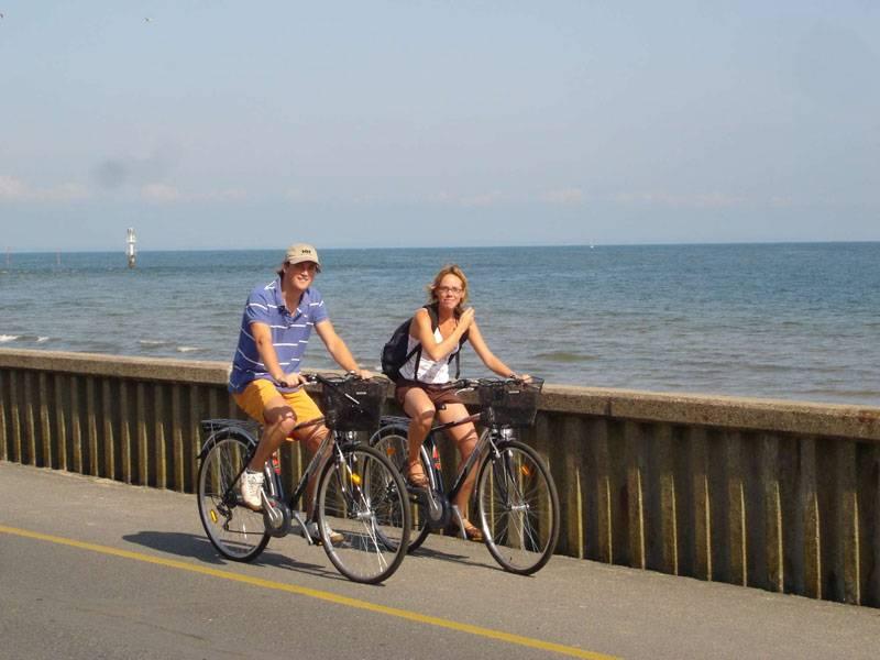 Location de vélos à Grandcamp-Maisy