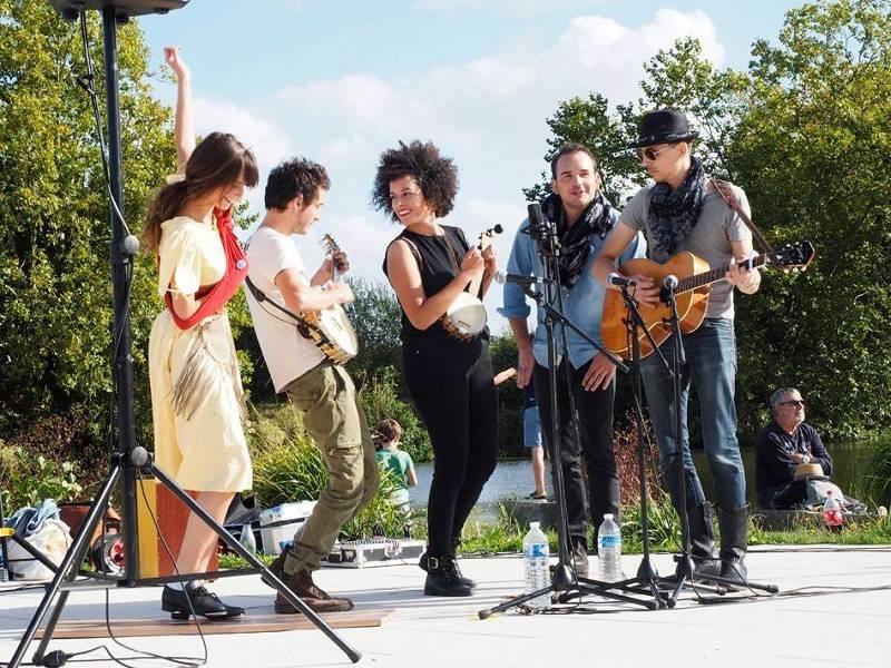 31e Festival Sable Show : The Sugar Family