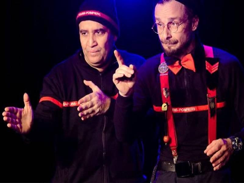 Théâtre :  Le bal des pompiers