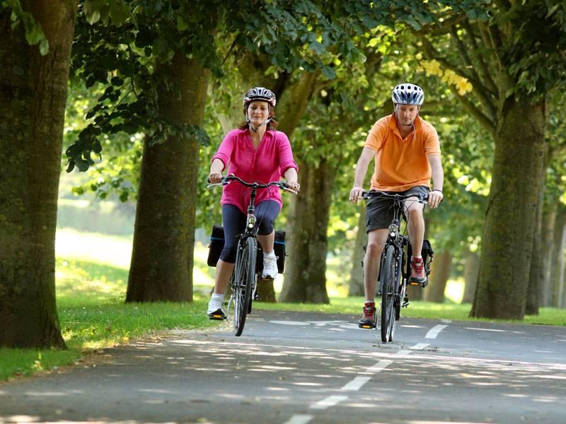 Itinéraire vélo  Bayeux <>  Tilly-sur-Seulles