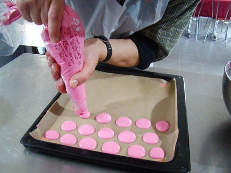 Atelier de cuisine - Les macarons faciles