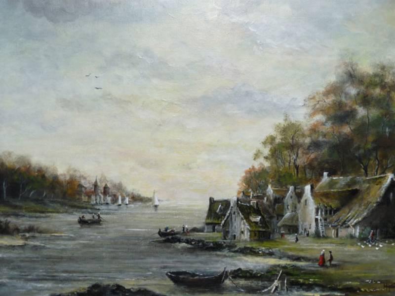 Exposition de Michel Gauthier